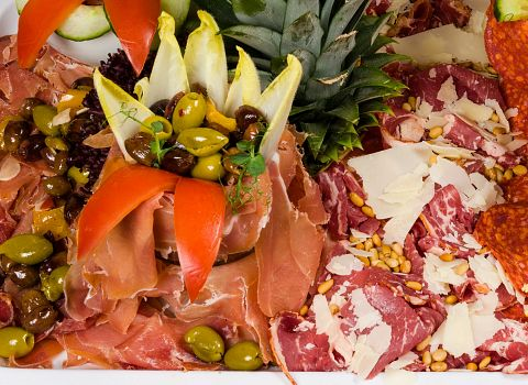 Warm en koud buffet De Postwagen, foto 2