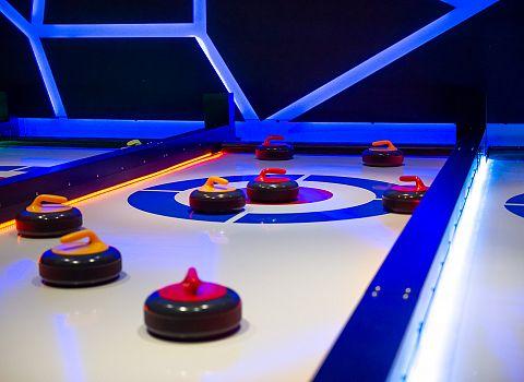 Curlingstenen Curling Kinderactiviteit Groningen   De Postwagen