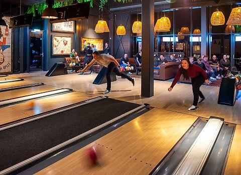 Bowling, bowlen, activiteit Groningen 3 - De Postwagen