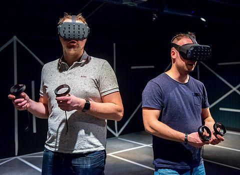 Virtual Reality Room De Postwagen