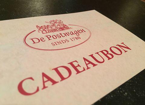 Cadeaubon, dinerbon voor een diner in Groningen (Tolbert) (3) | De Postwagen