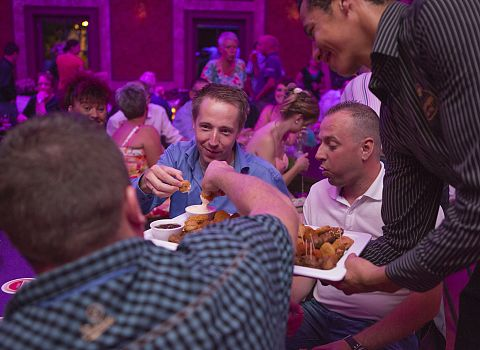 Foto 1 voor 'Bruiloftsfeest 1' trouwen in Friesland