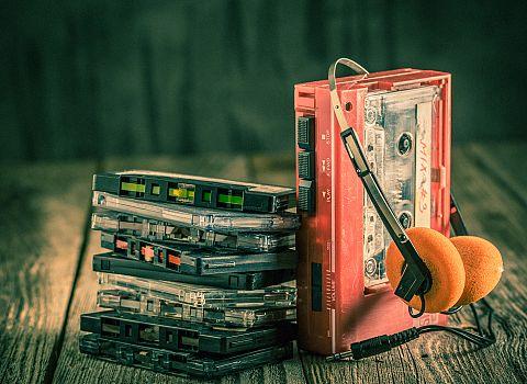 Oh, wat een decennium! Walkman - De Postwagen