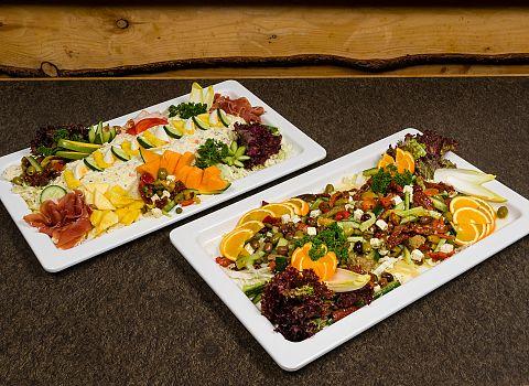 salades barbecie