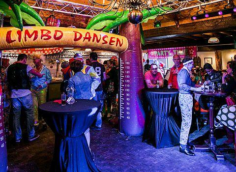 limbo dansen foute party