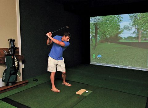 golf simulator groningen