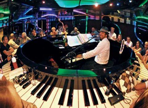 pianobar thefeest